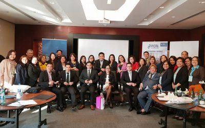 Filipino Accountants Visit Dubai