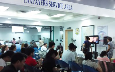BIR clarifies deadline of filing ITR