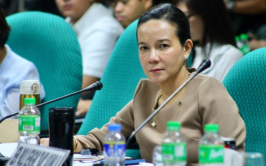 """Sen. Poe: """"Bloggers are not above libel laws"""""""