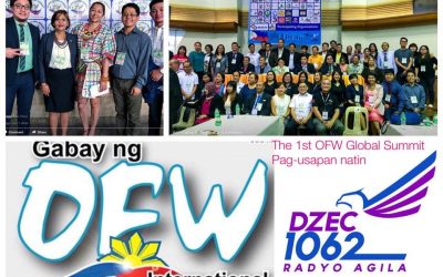First OFW global summit tackles growing number of distressed OFWs in Middle East