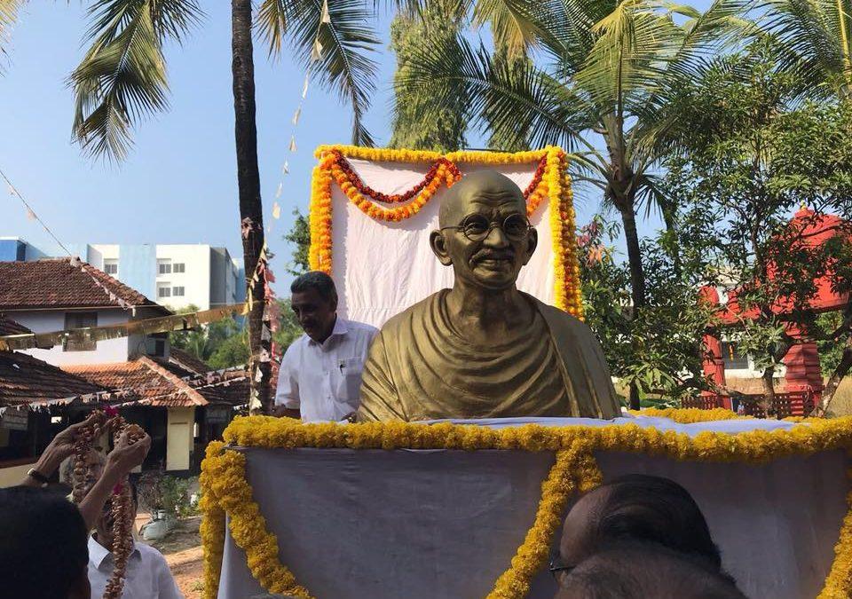 Mahatma Gandhi statue in Abu Dhabi to be unveiled on Feb. 1