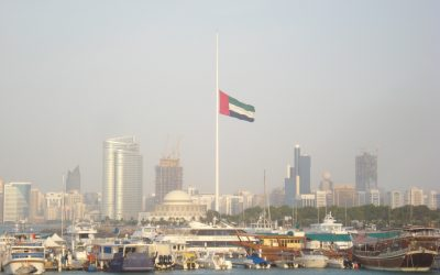Leaders mourn death of President Khalifa's mother