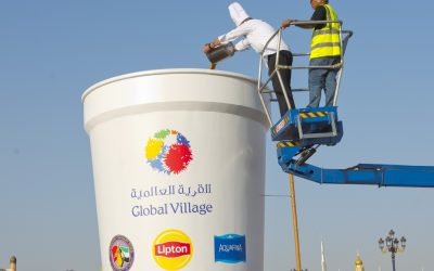 Global Village breaks Guinness World Record title