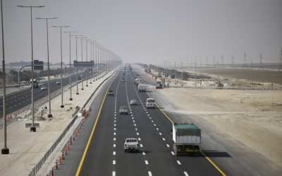 UAE-Saudi highway gets major facelift