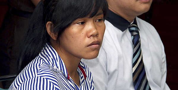 PH trial court to hear Mary Jane Veloso's testimony in December
