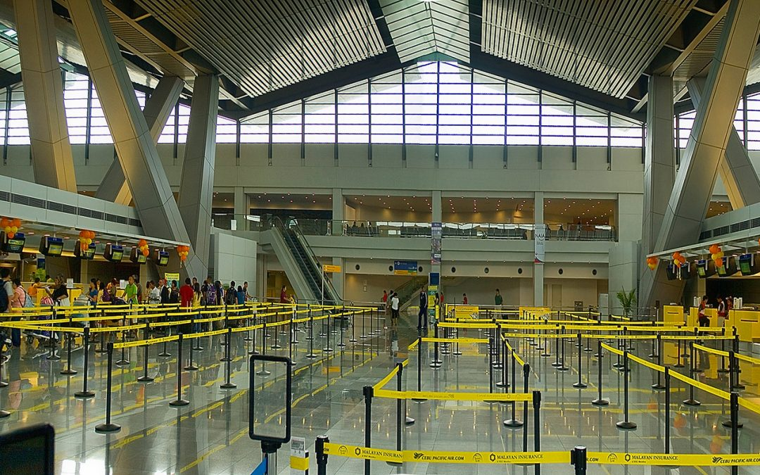 Body cameras, pocketless suit for NAIA employees to curb pilferage