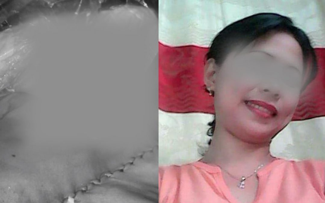 Body of OFW returns home with missing internal organs