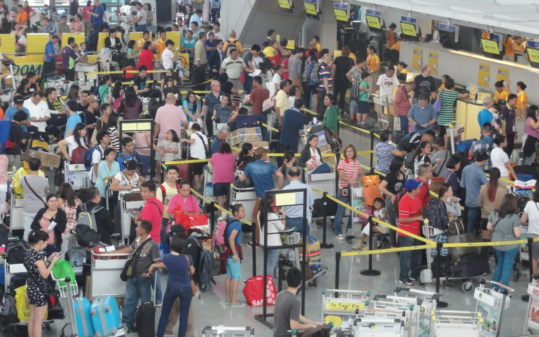 NAIA ready for influx of passengers this summer