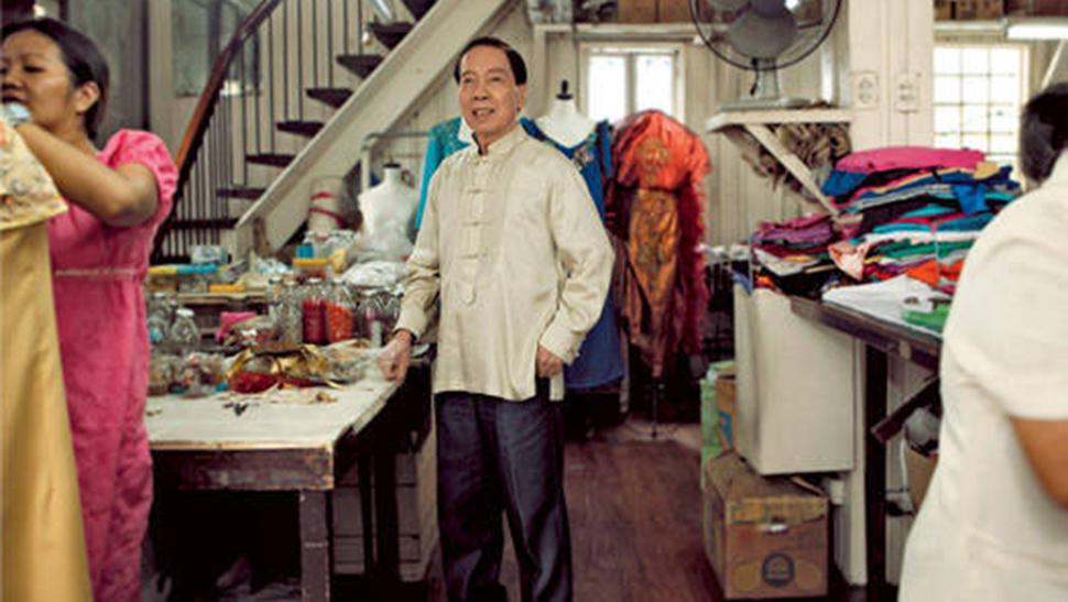 Fashion Czar of Asia, Pitoy Moreno, passes away at 87