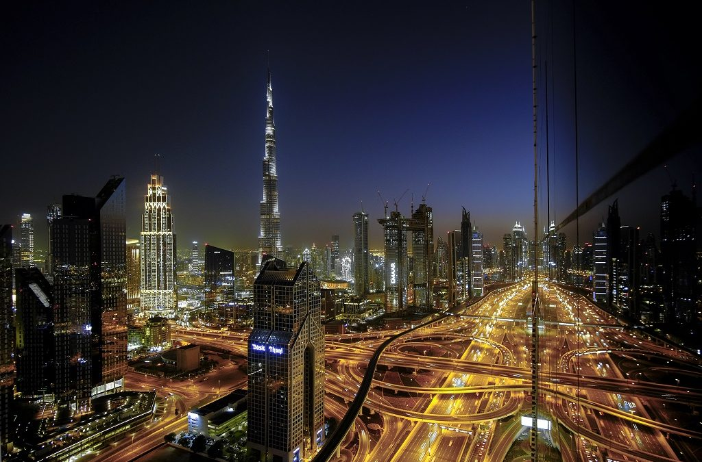 THROUGH THE LENS. Glimpses of Dubai and beyond.