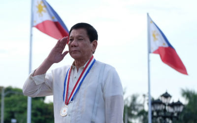 Duterte's message: 'Embrace this year's uncertainty with glimmer of hope'