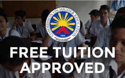 CHED announces free tuition fee for SUCs starting SY 2018