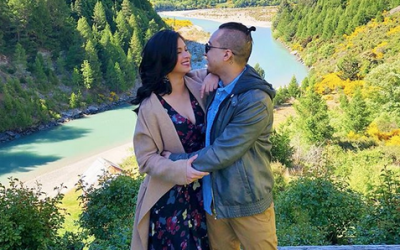Angel Locsin confirms falling in love with her best friend