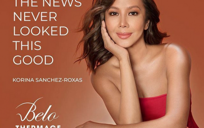 Netizens wowed by Korina Sanchez' transformation