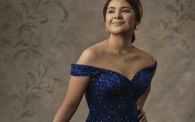 Isabelle Duterte's grand debut in photos