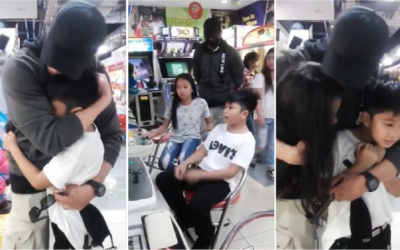 WATCH: OFW father returns home, surprises his kids