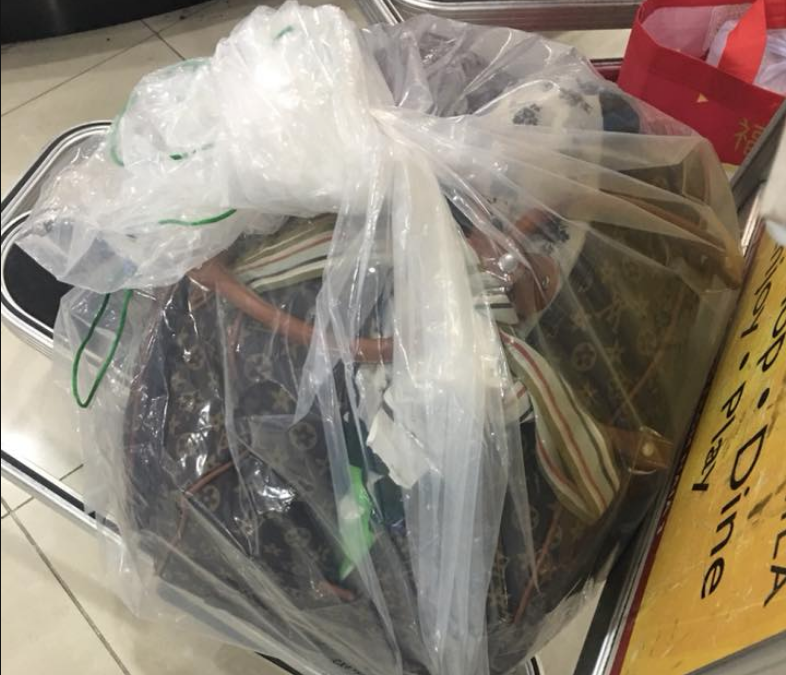 Another OFW complains mishandled baggage at Clark International Airport