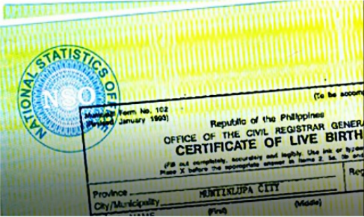 How to correct name in Philippines birth certificate - The