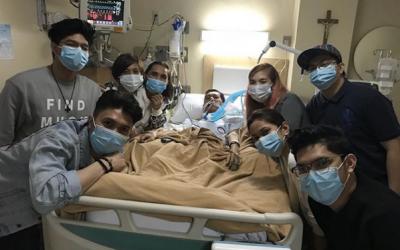 Father of Vhong Navarro passes away