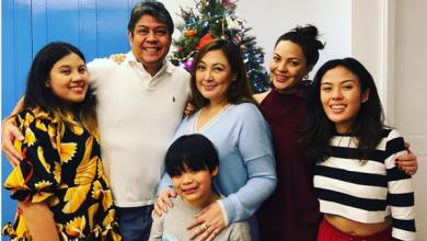Photo of Sharon Cuneta admits almost leaving Kiko last year