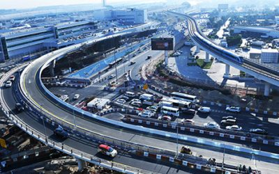 Bridge to ease traffic in airport road opens in Dubai