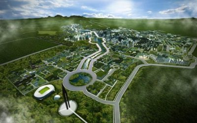 Singaporean firm to design New Clark City