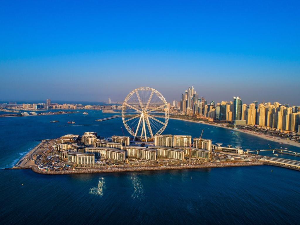 Look  Dubai Eye Has Come Full Circle Ufeff