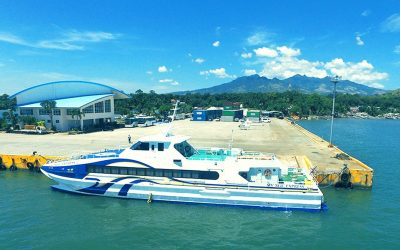 LOOK: Ferry from Bataan to MOA in 50 minutes