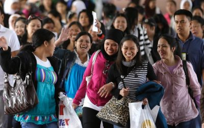 OFWs from Western Visayas urged to avail of dev't, loan programs