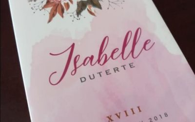Isabelle Duterte's debut invitation spurs reactions from netizens