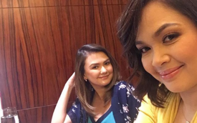 Juday, Angelica asked: Did you ever fall in love with a gay man?