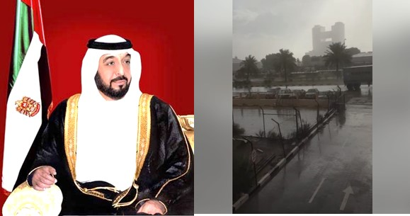 Prayers for rain answered in UAE; more wet days ahead