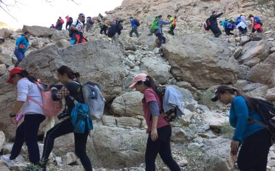 150 Pinoy mountaineers climb for a cause