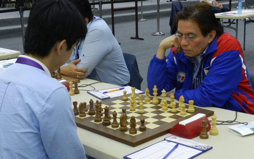 'Chess is close to the heart of Filipinos' — Torre