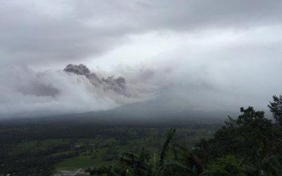 PHIVOLCS raises Mayon Volcano alert status to 3