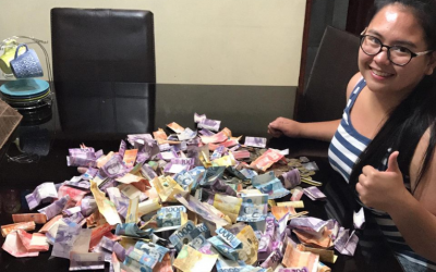 Pinay student saves P59,000 by doing 52-week money challenge