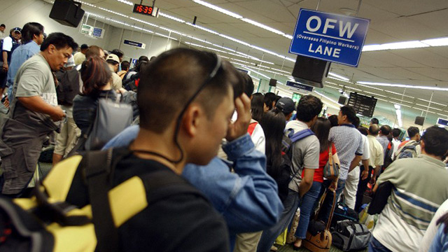 OWWA Davao reveals top complaints filed by OFWs