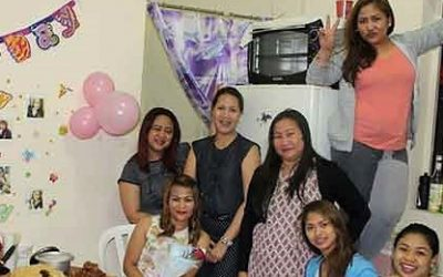 FROM STRANGERS TO FAMILY: Pinay finds 'home' in Abu Dhabi