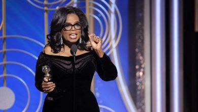 Photo of Oprah Winfrey's Golden Globes speech spurs presidential run speculation