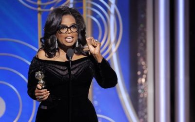 Oprah Winfrey's Golden Globes speech spurs presidential run speculation