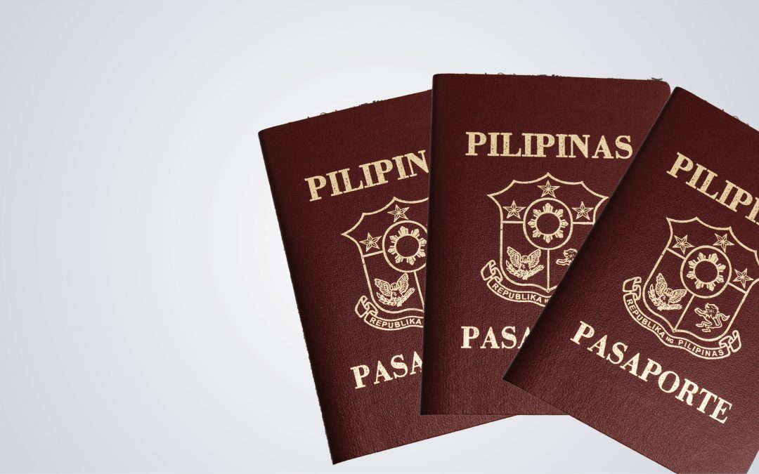 How to renew Philippine Passport in Abu Dhabi without going to embassy