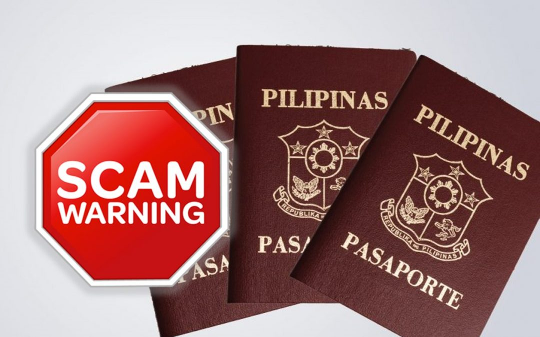 4 types of passport appointment scams as per DFA