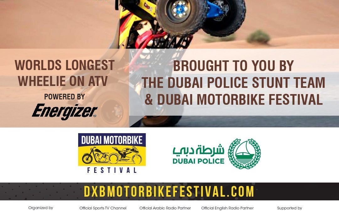 Another Dubai world record attempt happening this Friday