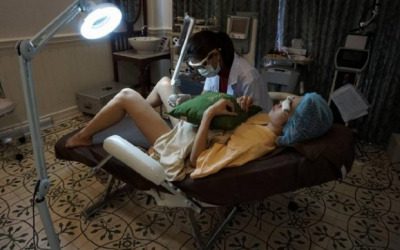 Clinic in Thailand offers whitening procedure for males' private parts