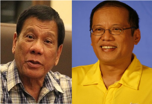SWS: 70% Pinoys think Duterte is better president than Noyn
