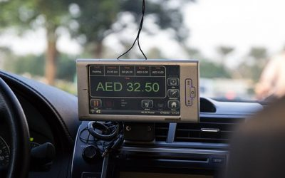 Taxi driver nabbed after beating transport officer in Abu Dhabi