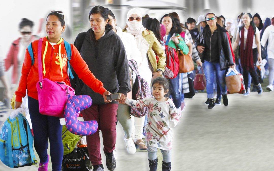 CHR underscores importance of Migrant Workers' Act to protect OFWs