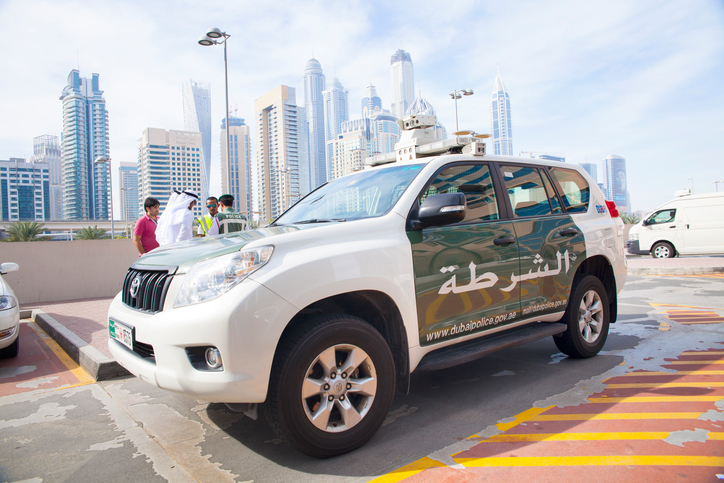 Dubai Police netted armoured car robbers in less than 24 hours