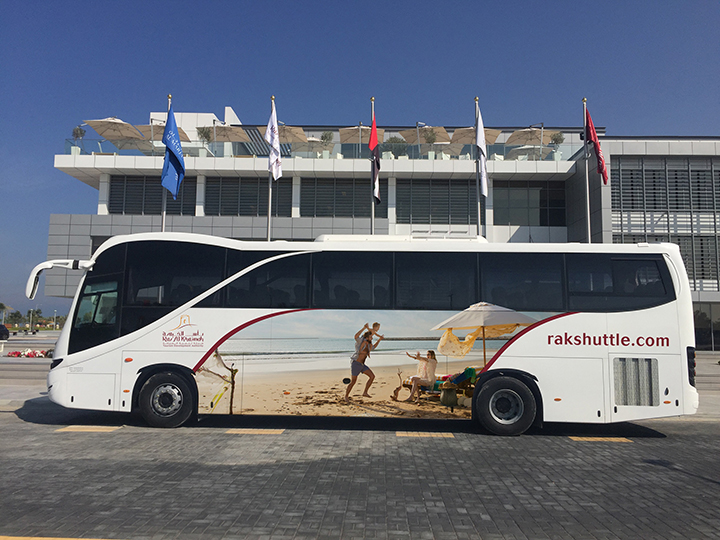 New Shuttle Service From Dubai Airport To Rak Launched
