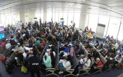 Total number repatriated OFWs from Kuwait reaches 1,500